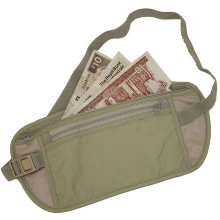 Under Clothes Money Belt