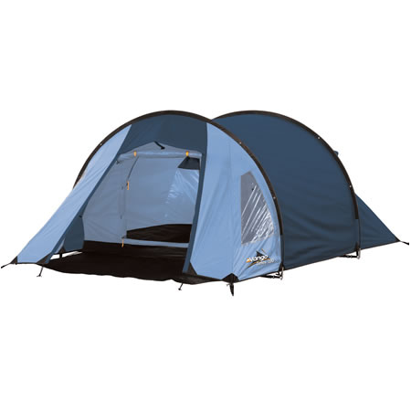 Vango 2 Man Tunnel Tent  sc 1 st  Filthy Fox Festival Gear & Vango 2 Man Tunnel Tent | Zetes 300 in Blue