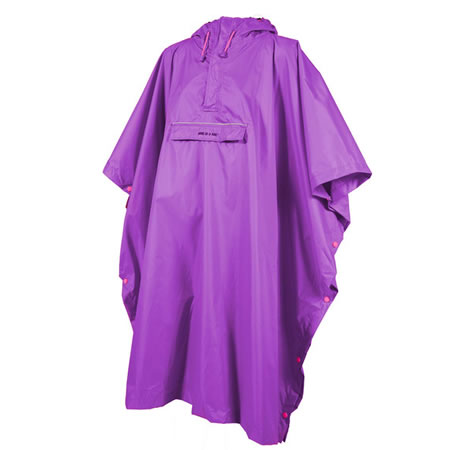 Ponchos and cycling capes are convenient alternatives to waterproof jackets and trousers. Available in a variety of lengths, widths, colours and designs, you can be sure to find something suitable for keeping your body dry during those unexpected showers.