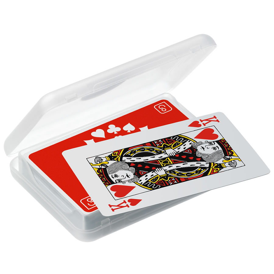 Waterproof & Rip-proof Playing Cards