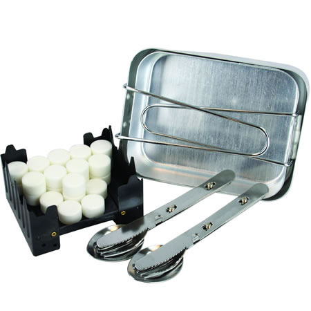 Festival Safe Cooking Set