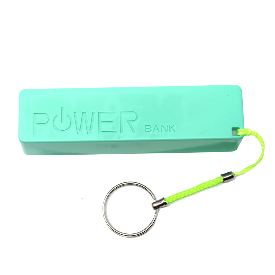 Portable Phone Charger - Green