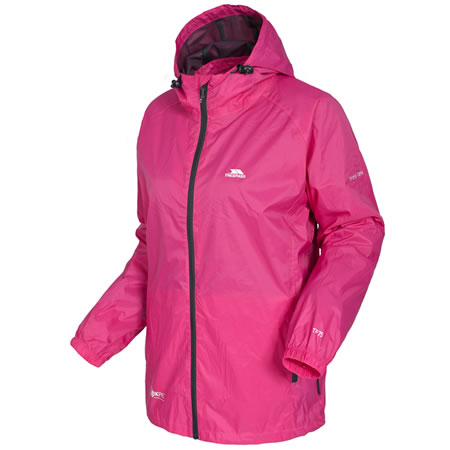 Pink Festival Rain Jacket | Waterproof Macs for Women | Buy Online