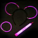 Pink Glow in the Dark Kit