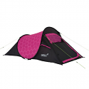 Gelert Pink Floral Pop Up Tent