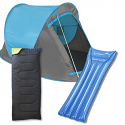 Blue Pop Up Camping Set