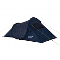 Gelert Blue Floral Pop Up Tent