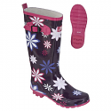 Funky Floral Festival Wellies