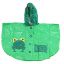 Kid's Frog Poncho - Large